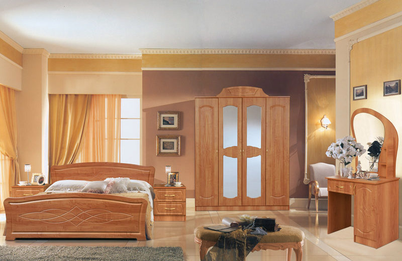 Спальни - страница 2 - пензенская мебельная фабрика.