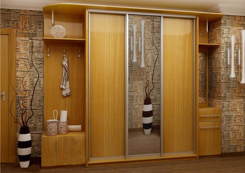 Шкаф-купе 216 - пензенская мебельная фабрика.