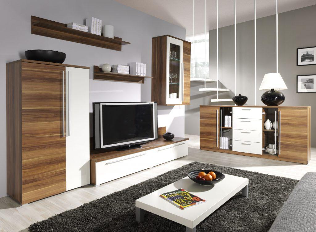 Гостиная 407 - пензенская мебельная фабрика.